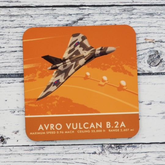 Avro Vulcan Coaster
