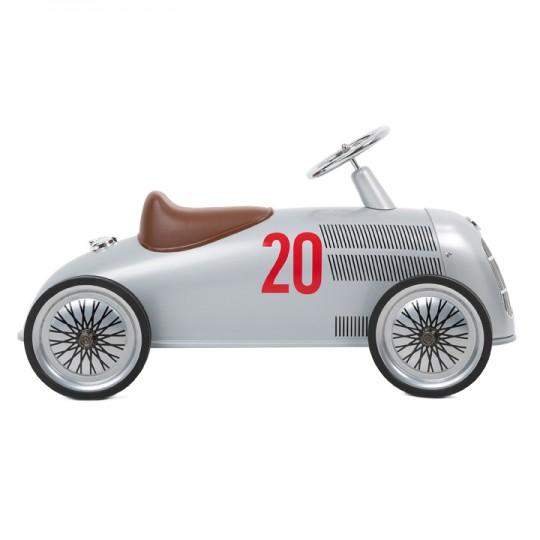 Baghera Mercedes Rider W25 Silver Arrow
