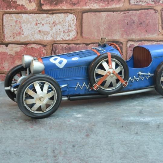 Tinplate Bugatti