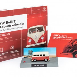 VW Bulli Camper Van Advent Calendar