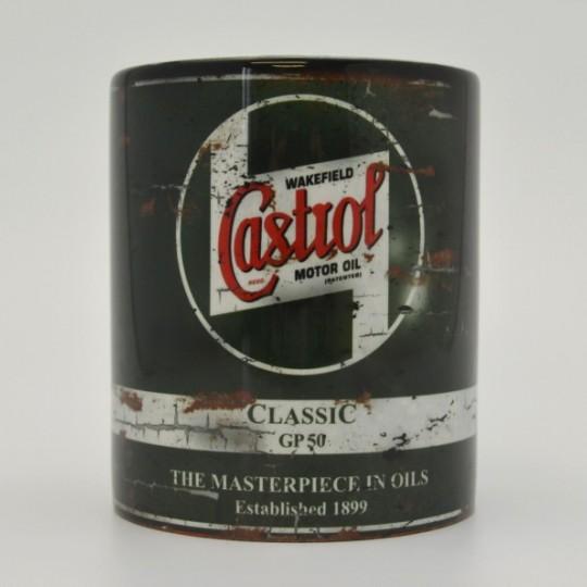 Castrol Wakefield Oil Can Mug