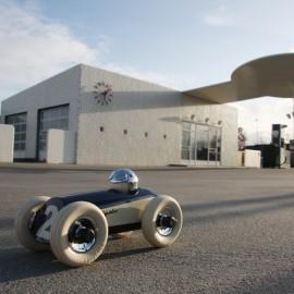 Midi Clyde Racing Car Midnight