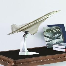 Large Aluminium Concorde