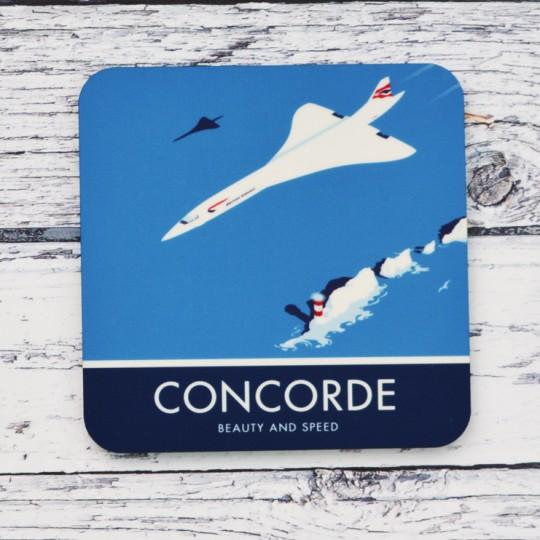 Concorde Coaster
