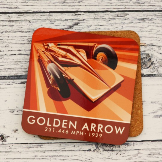Golden Arrow Coaster