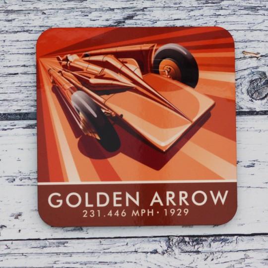 Golden Arrow Coaster
