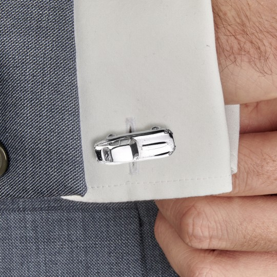 Genuine Upcycled Jaguar E-Type Cufflinks
