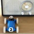 Lorentino Racing Car Blue