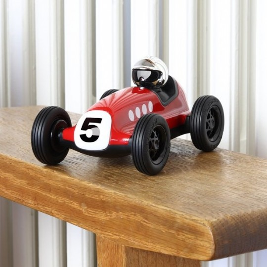 Lorentino Racing Car Red