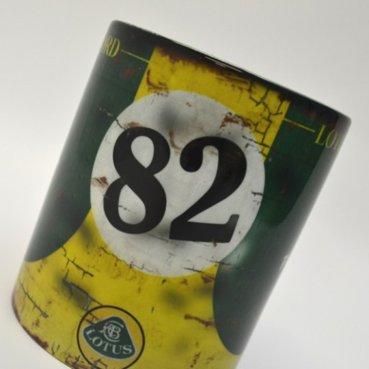 Jim Clark Lotus No82 Mug