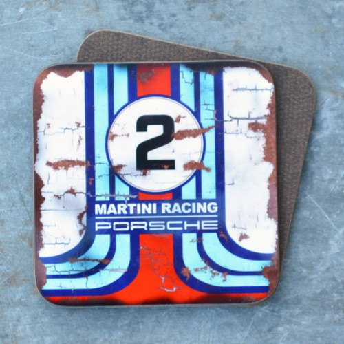 Martini Racing Coaster