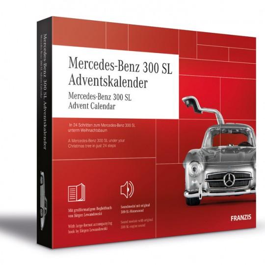 Mercedes 300 SLR Advent Calendar