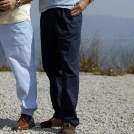 Suixtil Modena Trousers Navy Blue