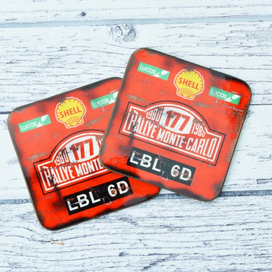 Monte Carlo Rally Oil Coaster