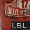 Monte Carlo Rally Mini Mug