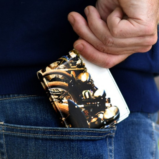 Motorbike Wallet