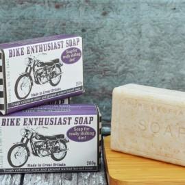 MotorbikeEnthusiast Soap