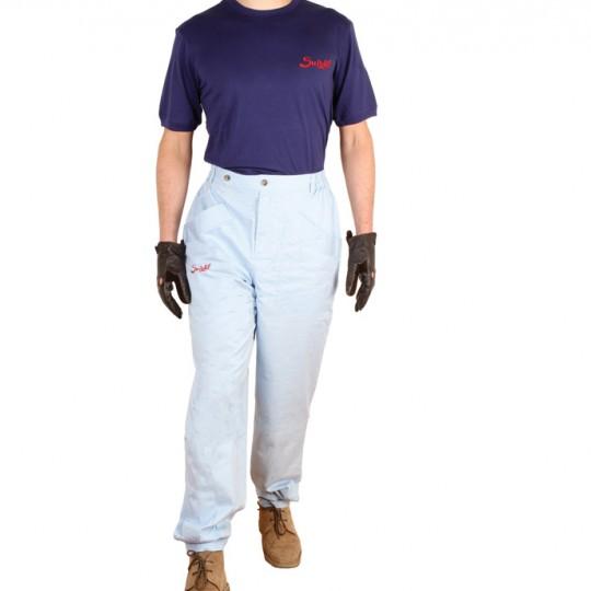 Suixtil Original Trousers Argentian Blue