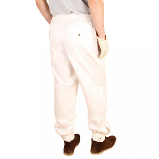 Suixtil Original Trousers White