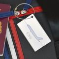 Personalised Boeing Luggage Tag