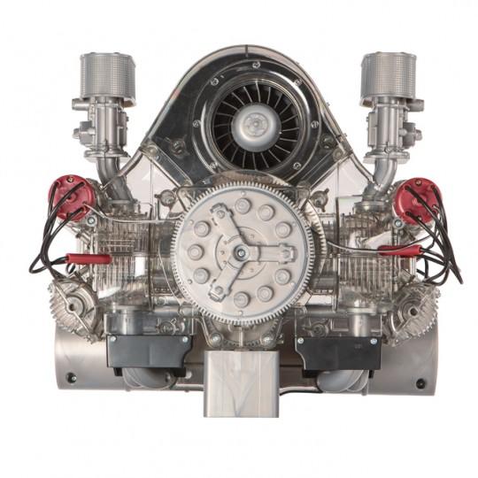 Porsche Carrera Model Engine Kit