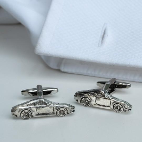911 Sports Car Cufflinks