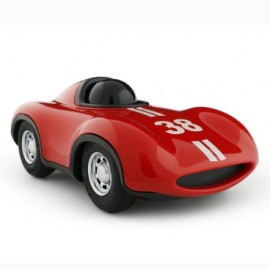 Mini Speedy Le Mans Racing Car Red