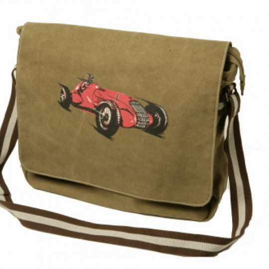 Alfa Messenger Bag