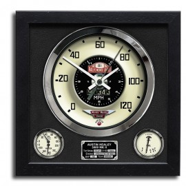 Speedo Wall Clock - Austin Healey Monte Carlo