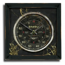 Speedo Wall Clock - Bentley Barn Find