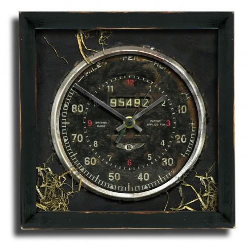 Speedo Wall Clock - Bentley Barn Find