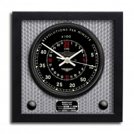 Rev Wall Clock - Le Mans Bentley Speed 6