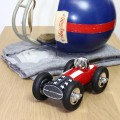 Midi Bonnie Racing Car Stars and Stripes