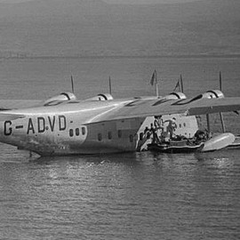 Empire S23 Flying Boat