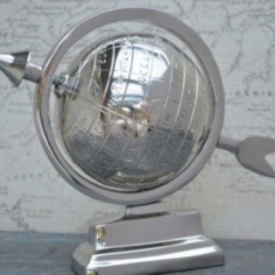 Aluminium Desk Top Globe