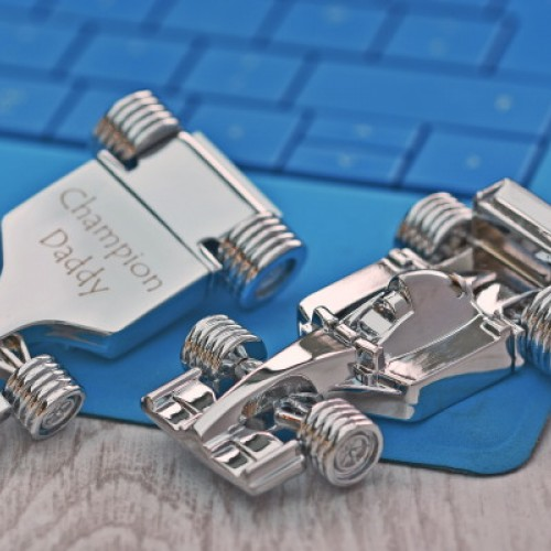 Personalised Memory Stick - F1 Racer