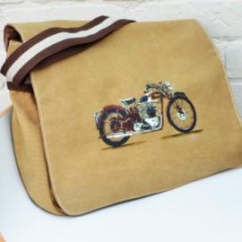 Triumph Motorbike Messenger Bag
