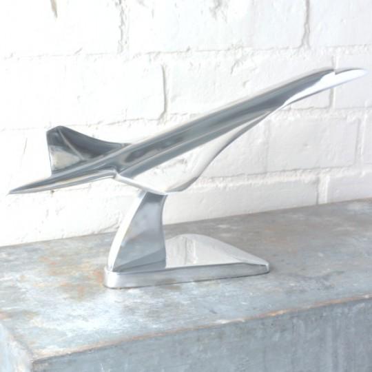 Cast Aluminium Concorde