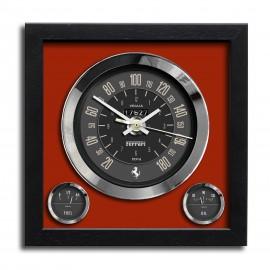 Speedo Wall Clock - Classic Ferrari