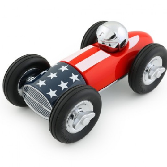 Midi Bonnie Racing Car Stars and Stripes
