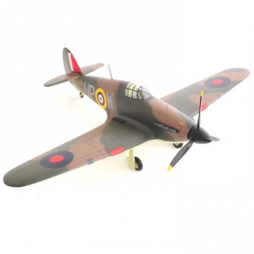 Hawker Hurricane with Open Canopy