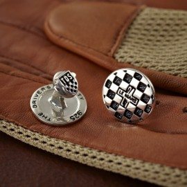 Les Leston Le Mans 24 Cufflinks