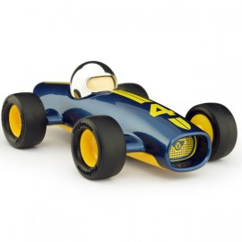 Malibu Racing Car Blue