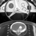 Motorgraphics - Maserati 250F Framed Print