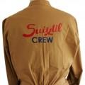 Suixtil Mechanics Overalls Original Brown