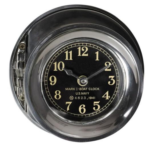 Royal Navy Clock