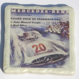 Coaster Set - Grand Prix