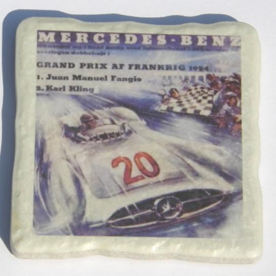 Coaster Set - Grand Prix