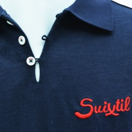 Suixtil Rio Polo Shirt Navy Blue