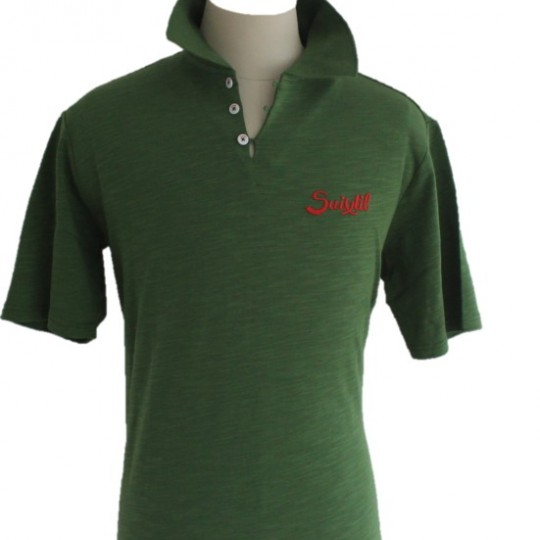 Suixtil Rio Polo Shirt Banking Green